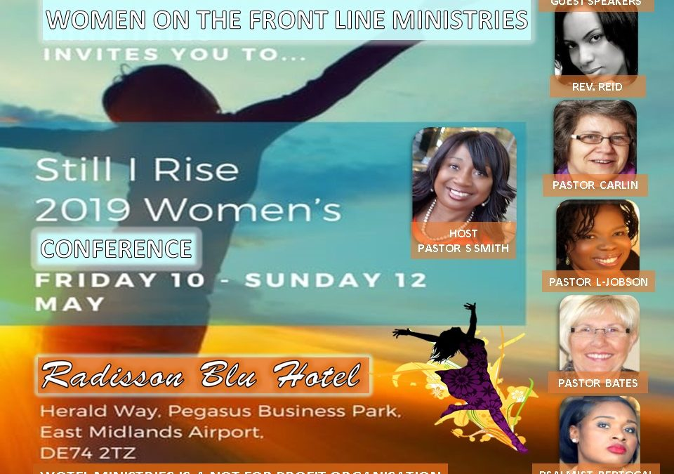 Still I Rise Women's Conference 2019